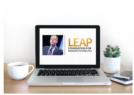 LEAP Webinars